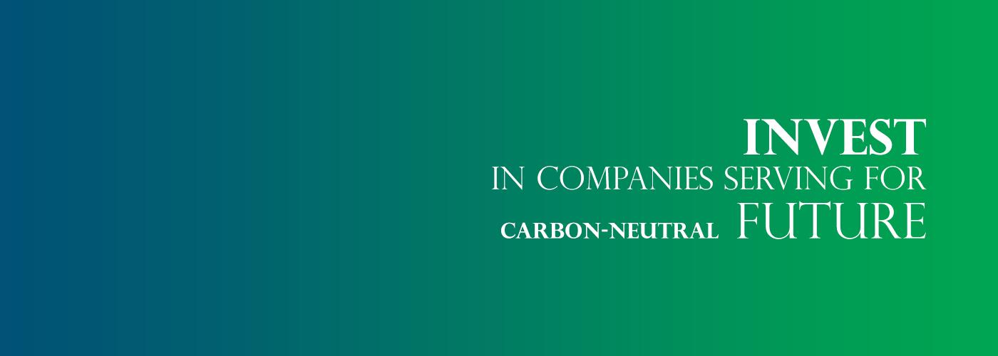 Carbon Neutral Future